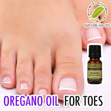oregano oil for toes