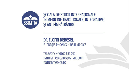 Scoala de studii internationale in medicine traditionale