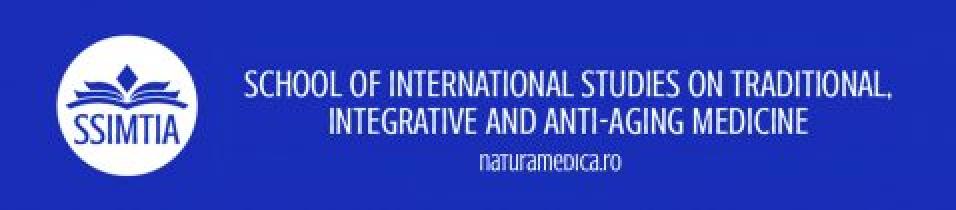 Studii Internaționale in Medicine Traditionale, Integrative si Anti-imbatranire